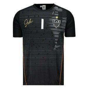 Atletico Mineiro 113th Anniversary Black Jersey