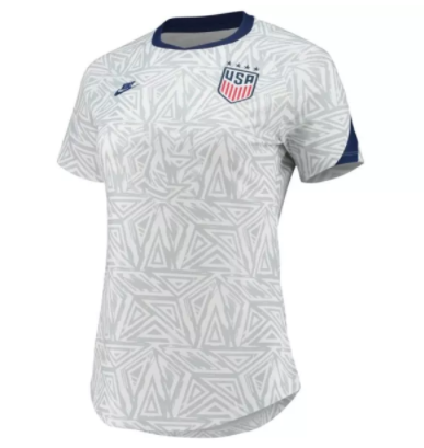 Women's USA 21/22  Training Soccer Jersey