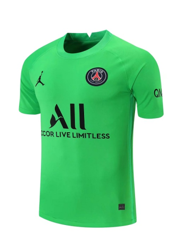 Paris St Germain 21/22 GK Green Jersey