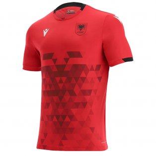 Albania 21/22 Home Soccer Jersey
