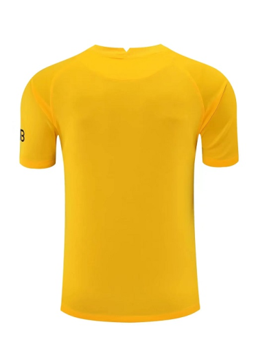 Paris St Germain 21/22 GK Yellow Jersey
