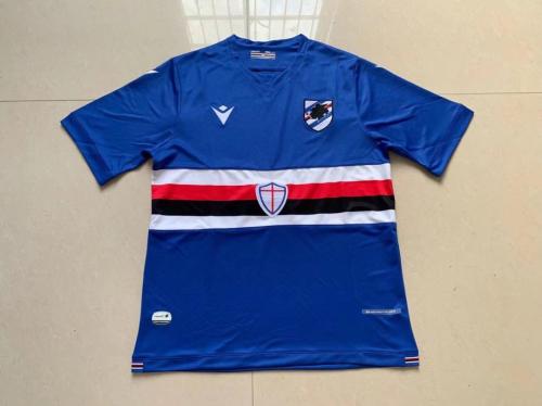 Sampdoria 21/22 Home Soccer Jersey