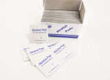 Care Touch Sterile Alcohol Prep Pads, Medium 2-Ply - 100 Alcohol Wipes