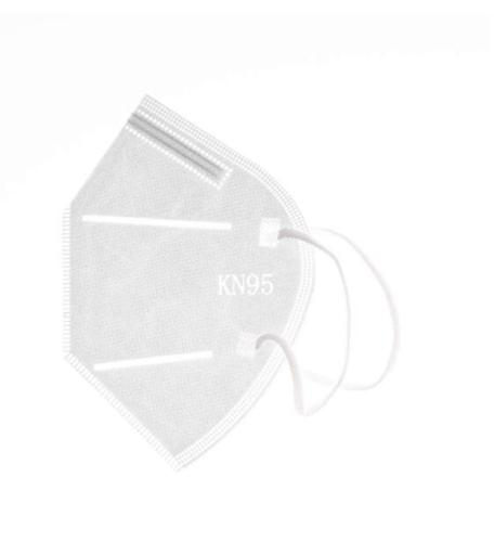 Safety Protection CE FDA KN95 Face Mask Anti-Virus Dust Roof Mouth Mask Respirator