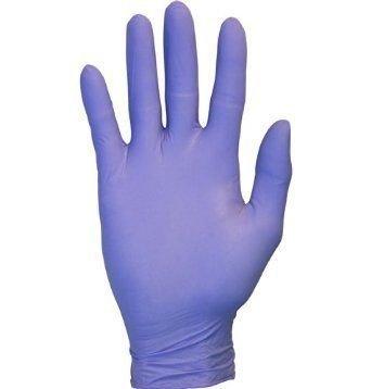 Powder-Free Nitrile Exam Gloves, Large, Box/100