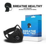 Mascherina  Antinquinamento BREATH HEALTHY™