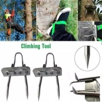 Tree Climbing Artifact-the maximum load capacity is about 130kg(2Pcs)