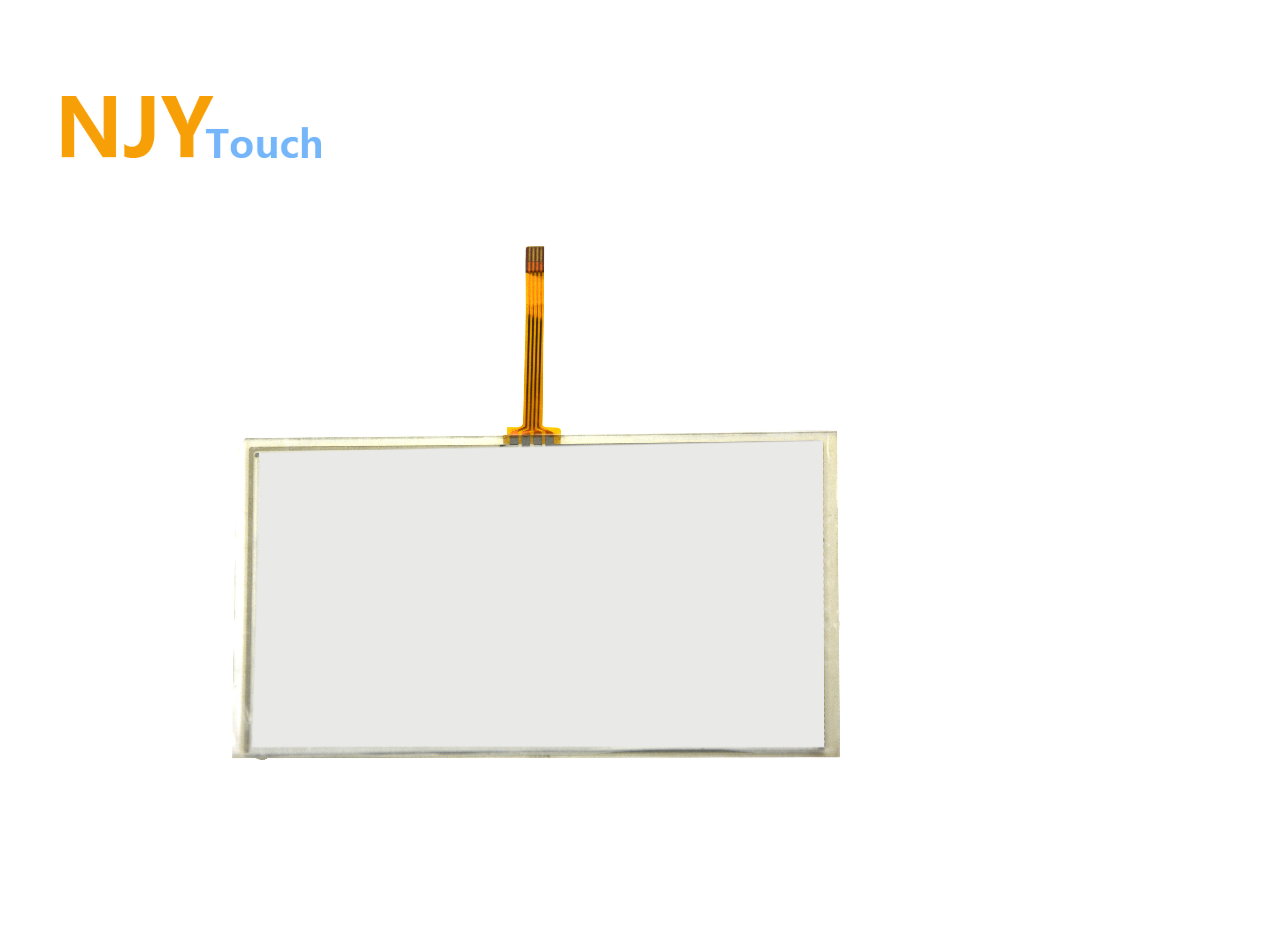 6inch 4 Wire Resistive Touch Panel Glass 152 x 87mm With USB Controller Card Kit
