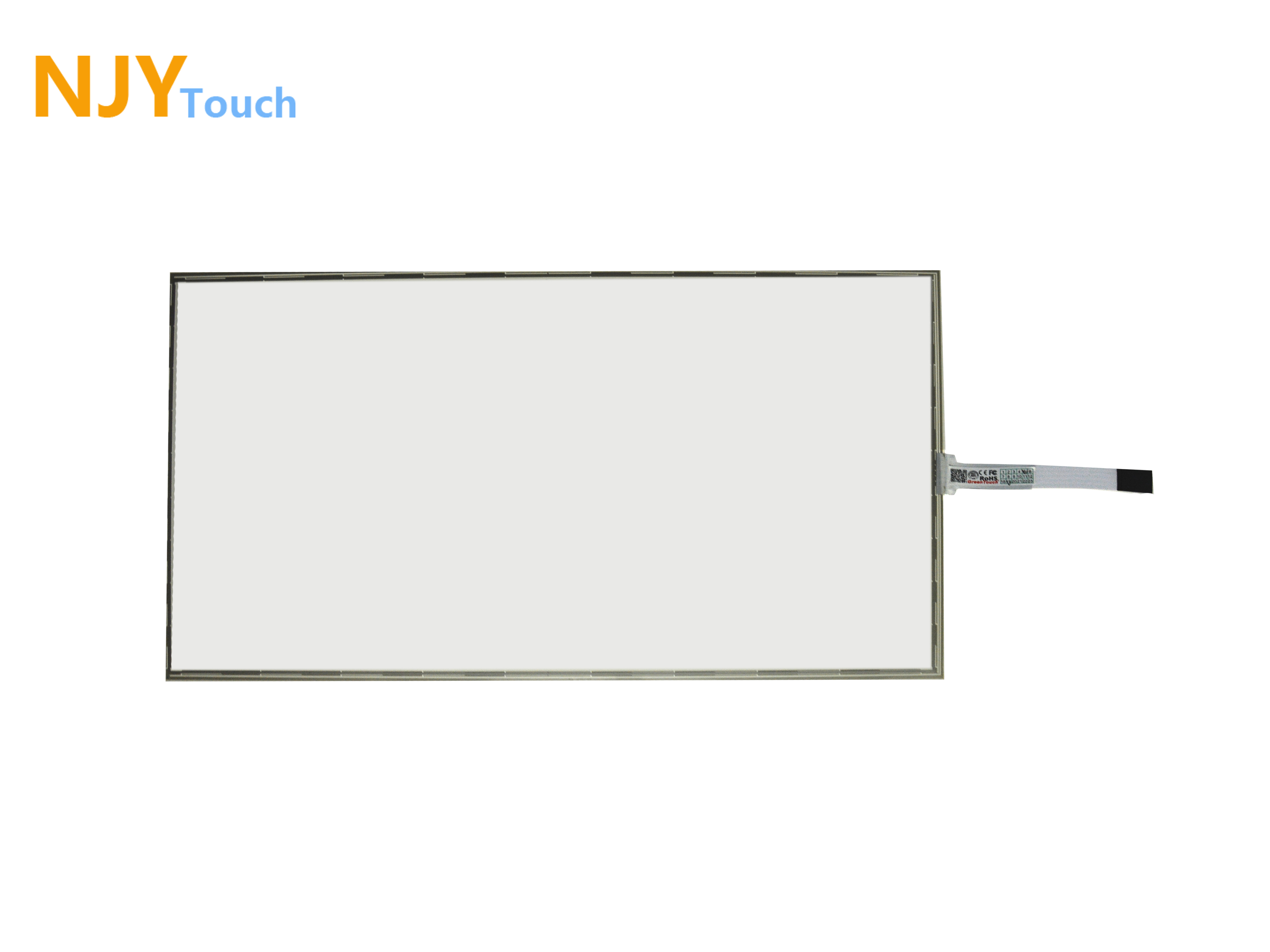 17.3inch 5 Wire Touch Panel 397 x 232mm USB Controller Card For 17.3 inch LCD Screen