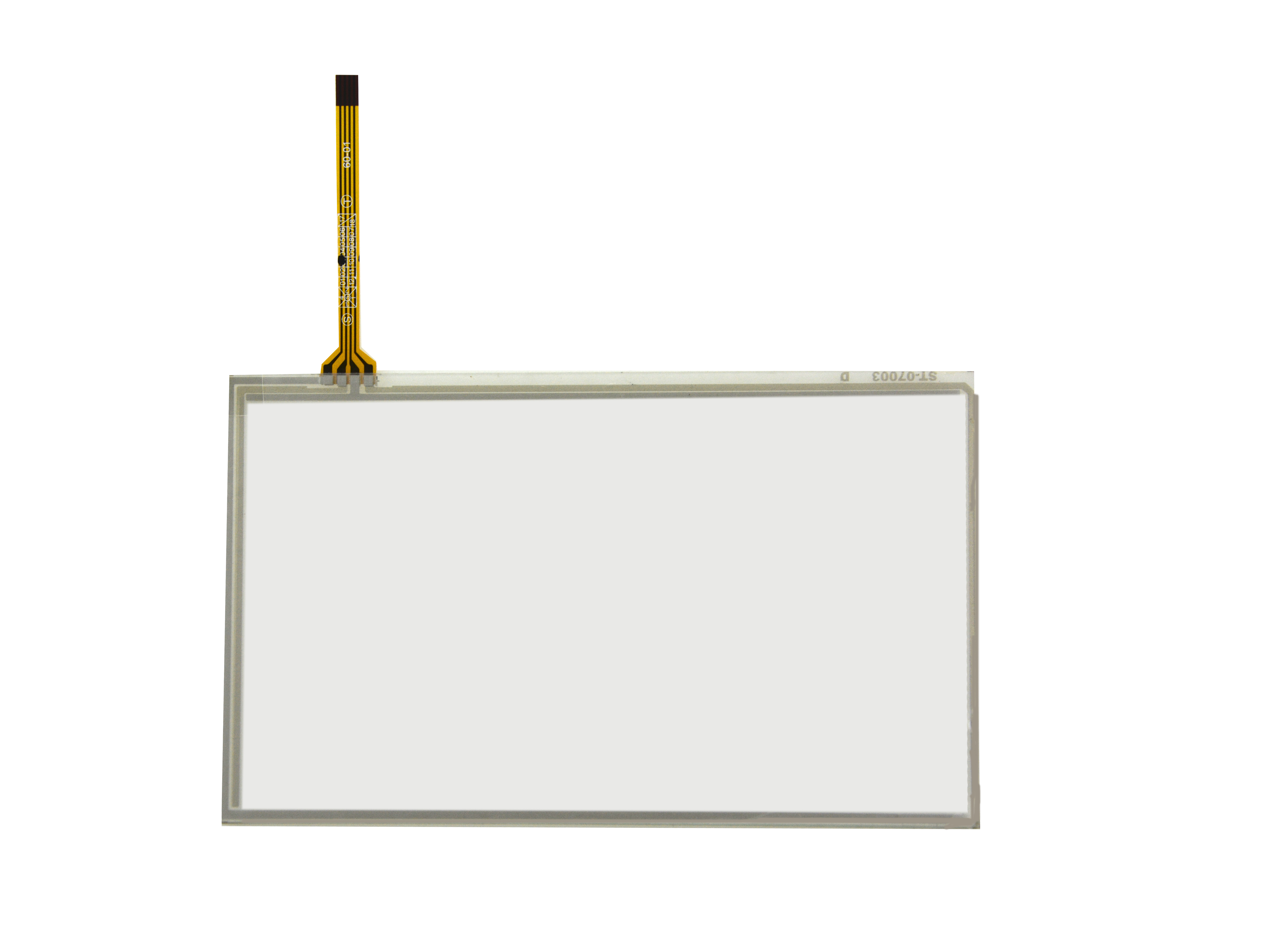 7inch 4 Wire Resistive Touch Panel 164.5 mm x 99.6mm With USB Controller Card