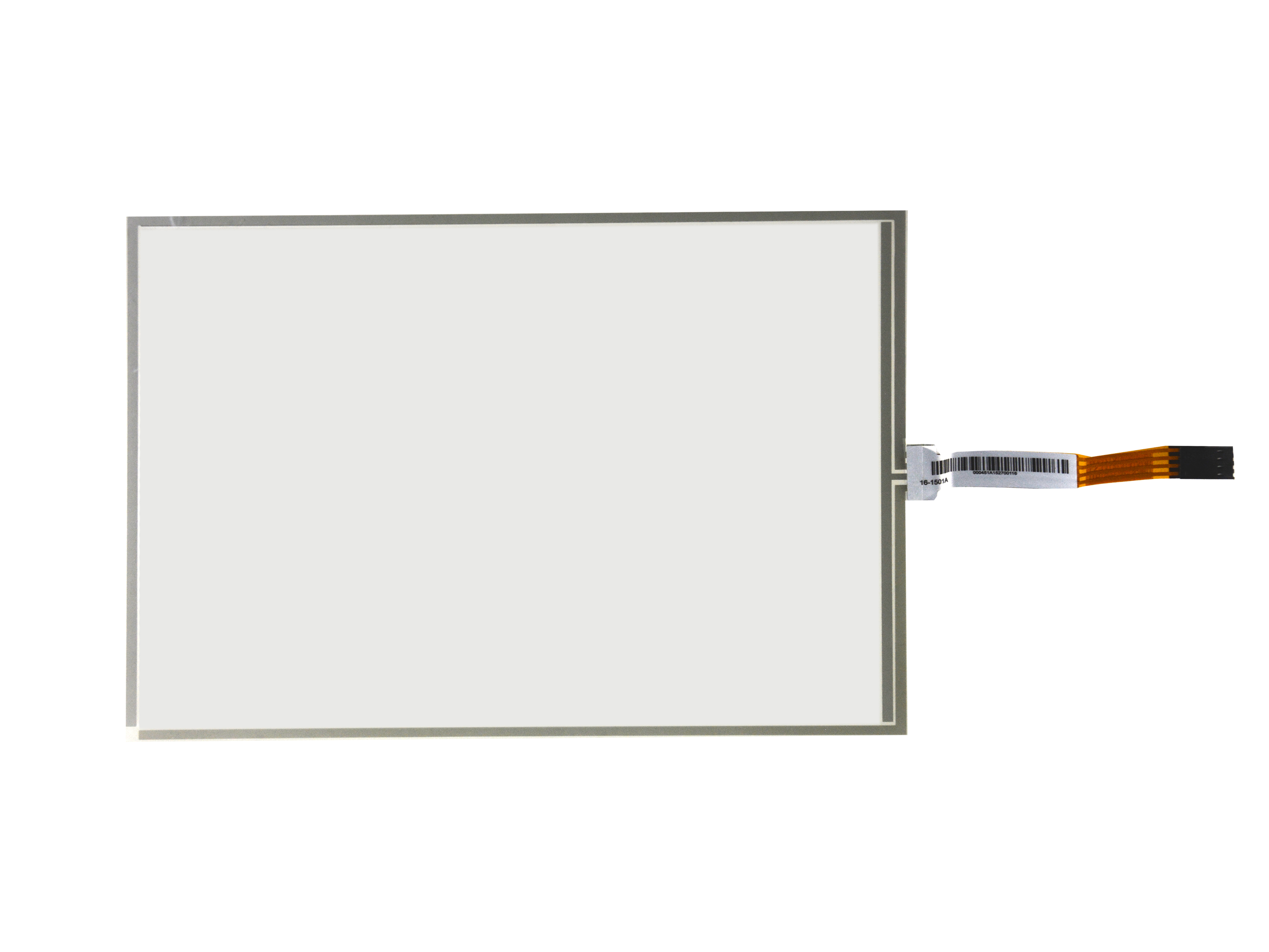 10.4inch 4 Wire Resistive Touch Panel 234mm x 178mm 4:3 For 10.4inch  LCD Screen
