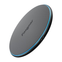 Fasgear 10w Wireless Charger with Type C Cable (No AC Adapter)