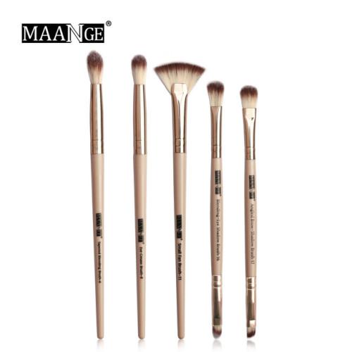 MAANGE Pro 5pcs/lot Makeup Brushes Set