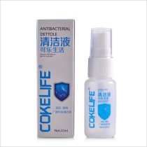 COKELIFE Sex Products Body Spray Solution Cleaner No Alcohol For Vagina and Penis Antibacterial Sex Toys and Vibrator Cleaning