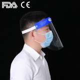 1pc Splash-proof Face Protection Mask For Cooking