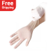 100PCS PVC Disposable Food Gloves Medical