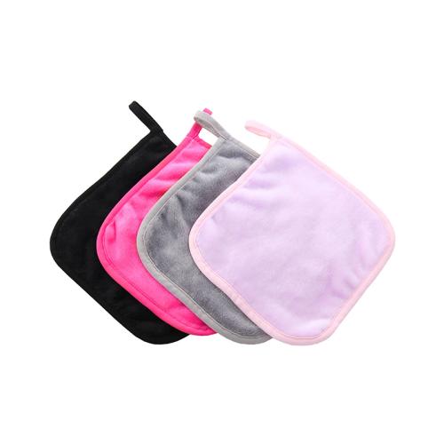 40*17cm Makeup Remover Microfiber Cloth Pad Face Cleaning Tool Reusable Facial Makeup Removal Towel Wipe Cloth Face Care Tool