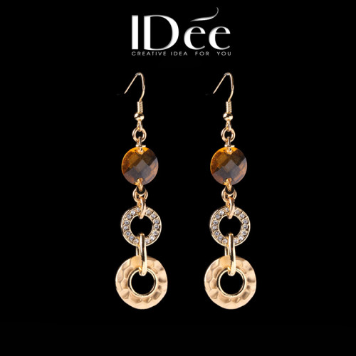 IDee long earrings feminine earrings Bohemian tassel earrings limited edition