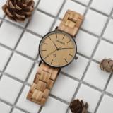 2020 wooden watch ladies/boys Bewell ZS-W163AL top brand luxury fashion ladies/men's quartz watch relogio masculino clock gift for lovers
