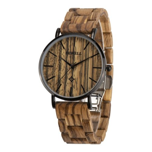 2020 wooden watch ladies/boys Bewell ZS-W163AL top brand luxury fashion ladies/men's quartz watch relogio masculino clock gift for lovers