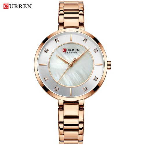 CURREN 9051L Women Watches Luxury Watch Quartz Waterproof
