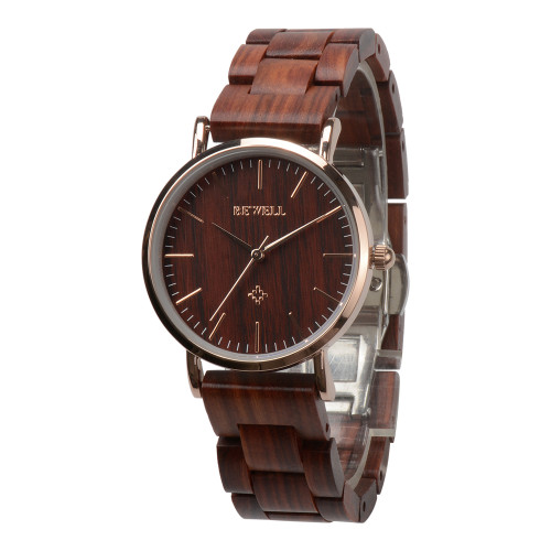 BEWELL ZS-W163A Watch Men Watches Quartz Man/Women Optional Ultra Thin Wood Luxury Watch Brand Fashion Gift Wrist Watch Men