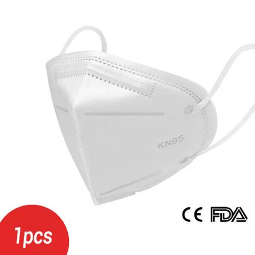 1PCS KN95 face mask  protective