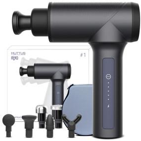 Premium Percussion Massager, MUTTUS M30, Cordless Handheld Deep Tissue Muscle Massager Gun