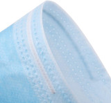 50pcs | Air Pollution Breathing Protection Fabric Tool for Face Mask ( Minimum Purchase Quantity: 2 )