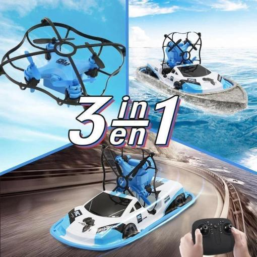 BUY ONE TOY THAT GETS 3 PATTERNS - MINI DRONE & REMOTE CONTROL BOAT REMOTE CONTROL CAR