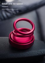 Buy 2 Free Shipping - 2019 Double ring rotating suspension aromatherapy