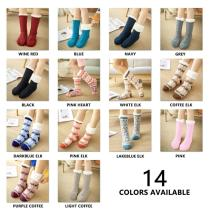 Christmas Promotion Extra-warm Fleece Indoor Socks
