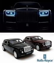 【Last Day Promotion Only $49.99】Rolls Royce Phantom Alloy Diecast Car Model