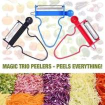 #Times LIMITED@TriPeel - Magic Trio Peelers (Set of 3)