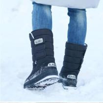 Winter Warm Thickening Fur Lined Snow Boots
