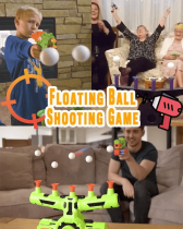 Christmas Limited Time Offer -- Floating Ball Shooting Game