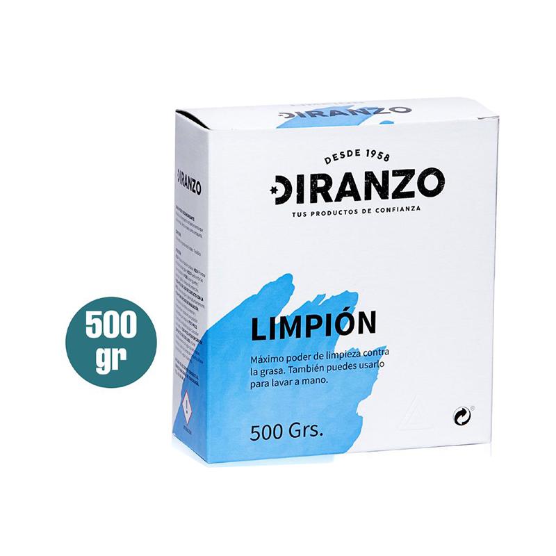 Limpiador en polvo aceitoso LIMPON PAQ.500GR