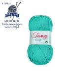 Tesosy Melissa Cool Lana 100% Acrilico Hilo Certificado OEKP-TEX Standard 100, 220 m/PC 80g*1
