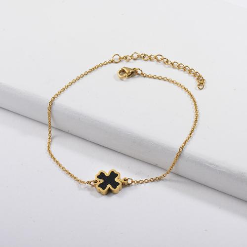 Shell Mother of Pearl Charm Bracelets -SSBTG143-9853