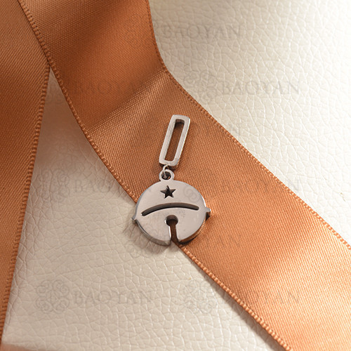 charms de acero inoxidable para pulsera -SSPTG142-16179-S