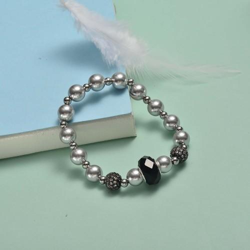 Pulsera de Perla Concha para Mujer -SSBTG142-20003
