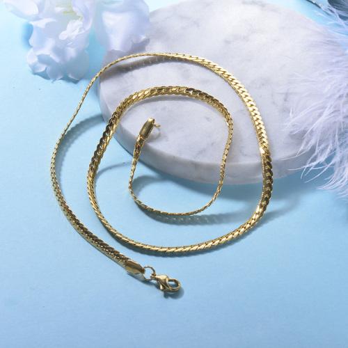 long chain Snake design fashion