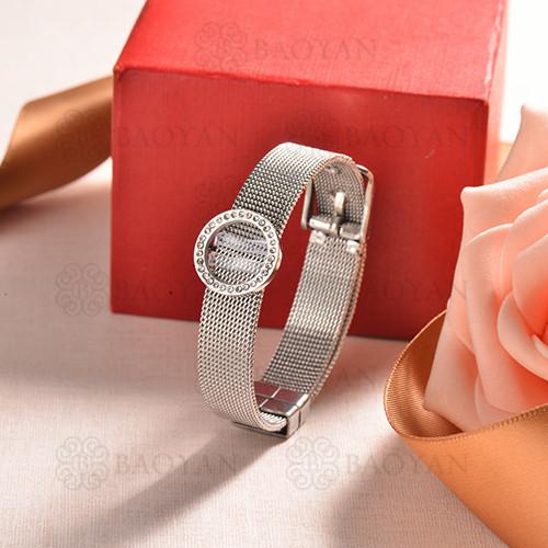 pulsera de charm en acero inoxidable para mujer -SSBTG142-16176-S