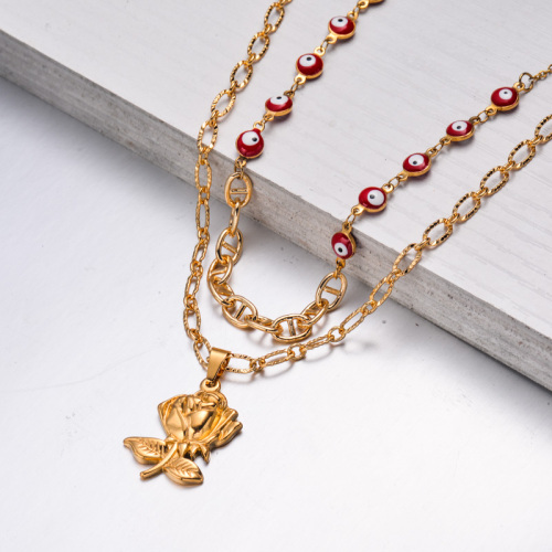Stainless Steel Jewelry,Necklaces—SSNEG142-33604