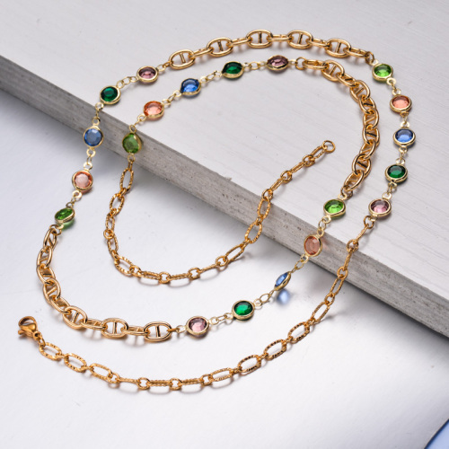 Stainless Steel Jewelry,Necklaces—SSNEG142-33606