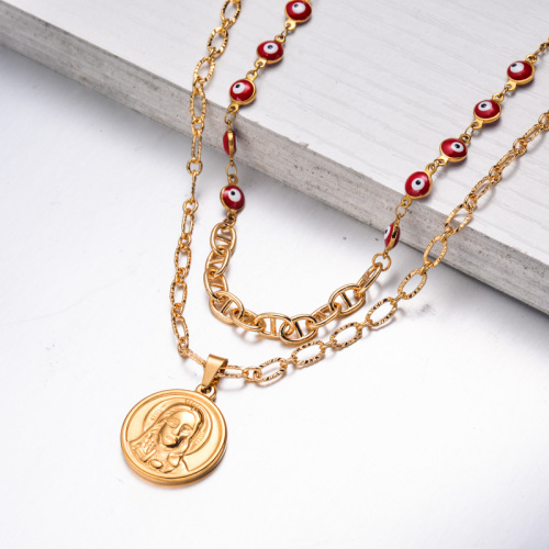 Stainless Steel Jewelry,Necklaces—SSNEG142-33601