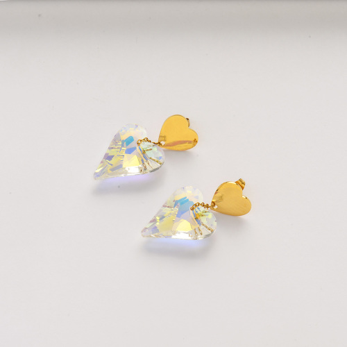 Stainless Steel Jewelry,Earrings—SSEGG142-34467