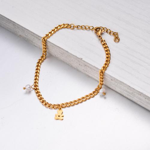 Stainless Steel Jewelry,Bracelets—SSBTG142-33617
