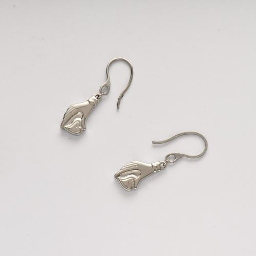 Stainless Steel Jewelry,Earrings—SSEGG142-34470