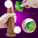 Skin feeling Realistic Dildo soft Liquid silicone Huge Big Penis With Suction Cup Sex Toys for Woman Strapon Female Masturbation